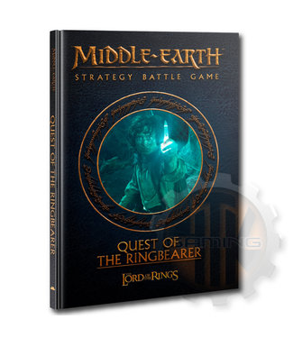 Lord Of The Rings Middle Earth Sbg: Quest Of The Ringbearer