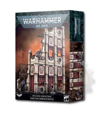 Warhammer 40000 B/Zone Manufact.: Sanctum Administratus