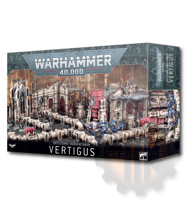 Warhammer 40000 Battlezone: Manufactorum Vertigus