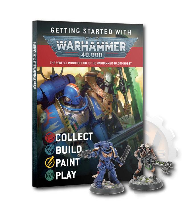 Warhammer 40000 Getting Started With Warhammer 40K