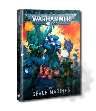 Warhammer 40000 Codex: Space Marines (Hb)