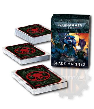 Warhammer 40000 Datacards: Space Marines
