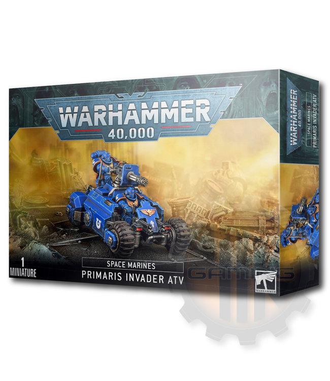 Warhammer 40000 Space Marines Primaris Invader Atv