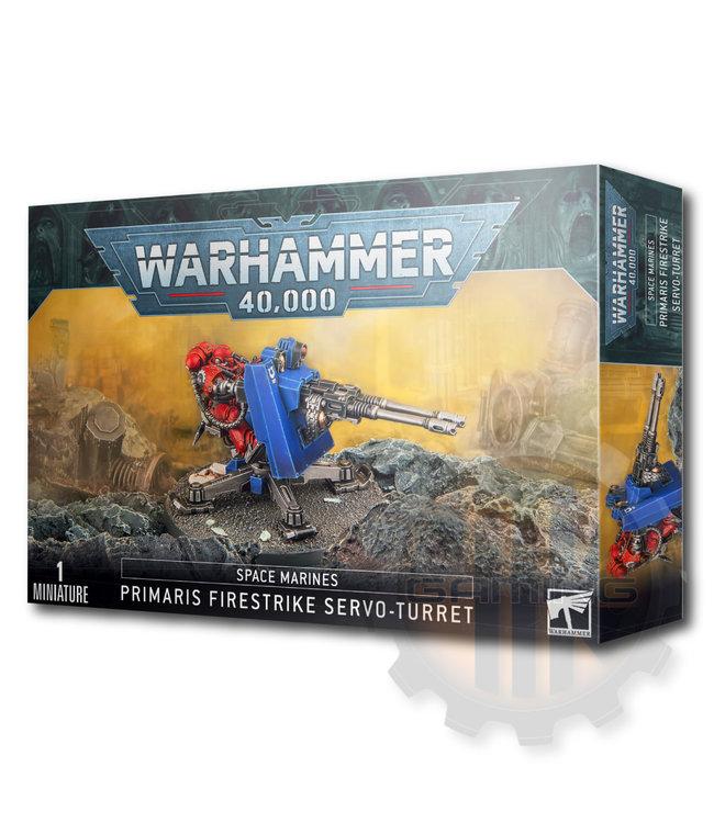 Warhammer 40000 Space Marines Firestrike Servo-Turret
