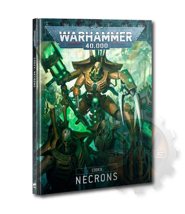 Warhammer 40000 Codex: Necrons (Hb)