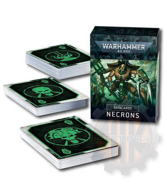 Warhammer 40000 Datacards: Necrons