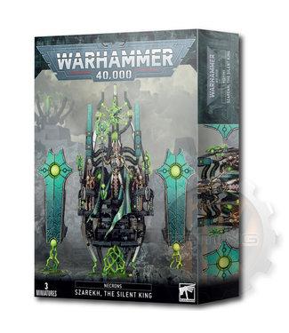 Warhammer 40000 Necrons: Szarekh The Silent King