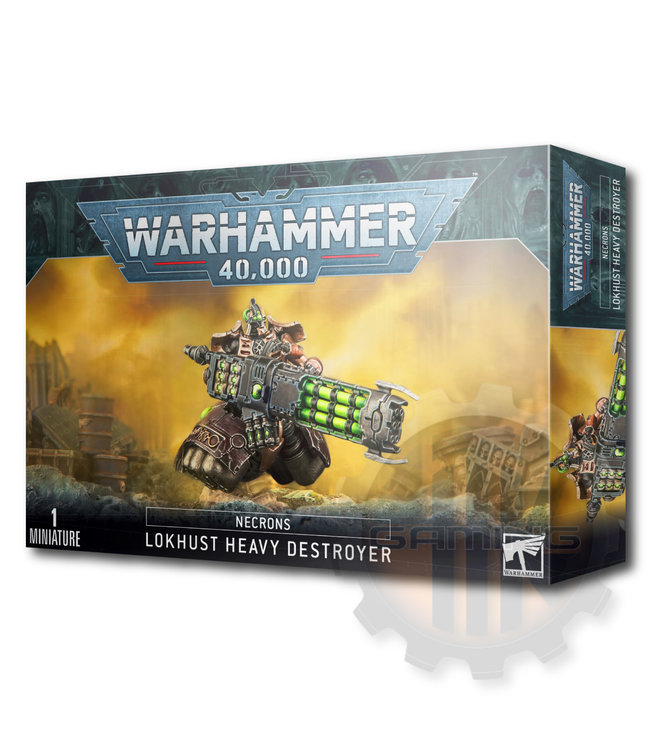 Warhammer 40000 Necrons Lokhusts Heavy Destroyer