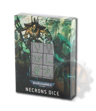 Warhammer 40000 Warhammer 40000: Necrons Dice