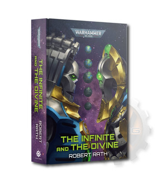Black Library The Infinite And The Divine (Hb)