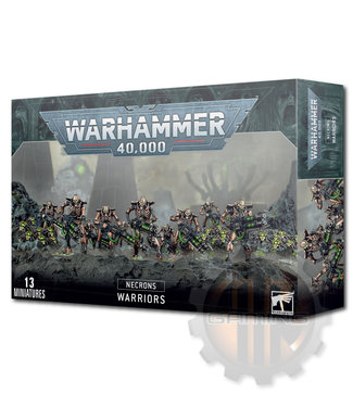 Warhammer 40000 Necrons: Necron Warriors