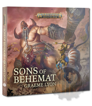 Black Library Sons Of Behemat (Audiobook)