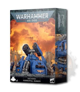 Warhammer 40000 Space Marines: Hammerfall Bunker
