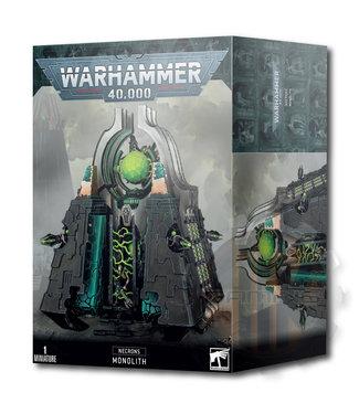 Warhammer 40000 Necrons Monolith