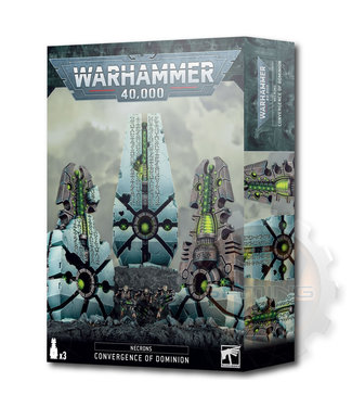 Warhammer 40000 Necrons: Convergence Of Dominion
