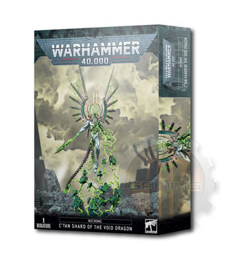 Warhammer 40000 Necrons: C'Tan Shard Of The Void Dragon