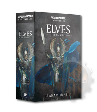 Black Library Wh Chronicles: Elves: The Omnibus (Pb)