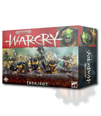 Warcry Warcry: Ironjawz