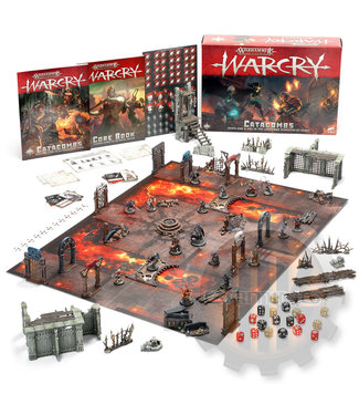Warcry Warcry: Catacombs
