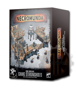 Necromunda Necromunda:Zone Mortalis: Gang Stronghold