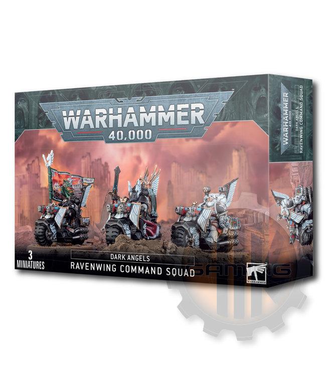 Games Workshop Ravenwing Command Squad