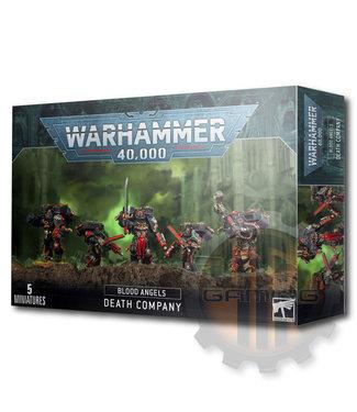 Warhammer 40000 Blood Angels Death Company