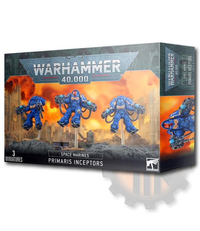 Games Workshop Space Marines Primaris Inceptors