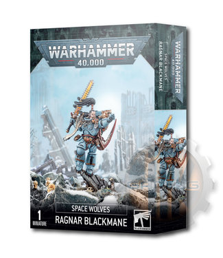 Warhammer 40000 Space Wolves: Ragnar Blackmane