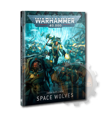 Warhammer 40000 Codex: Space Wolves (Hb)
