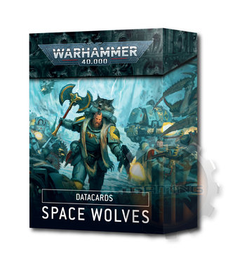 Warhammer 40000 Datacards: Space Wolves