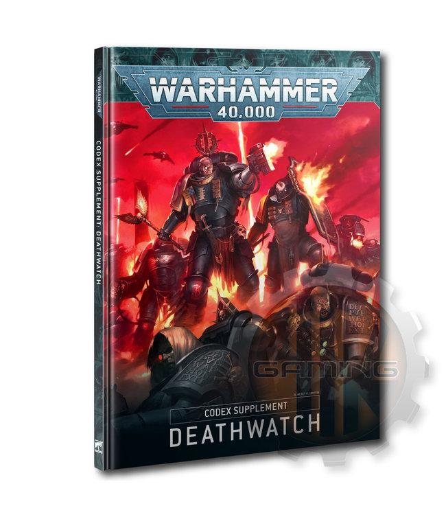 Warhammer 40000 Codex: Deathwatch (Hb)