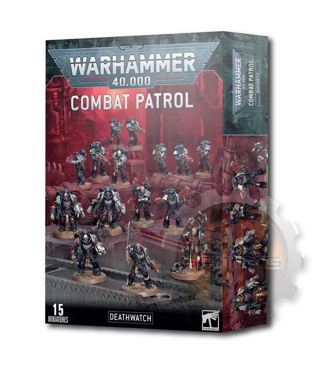 Warhammer 40000 Combat Patrol: Deathwatch