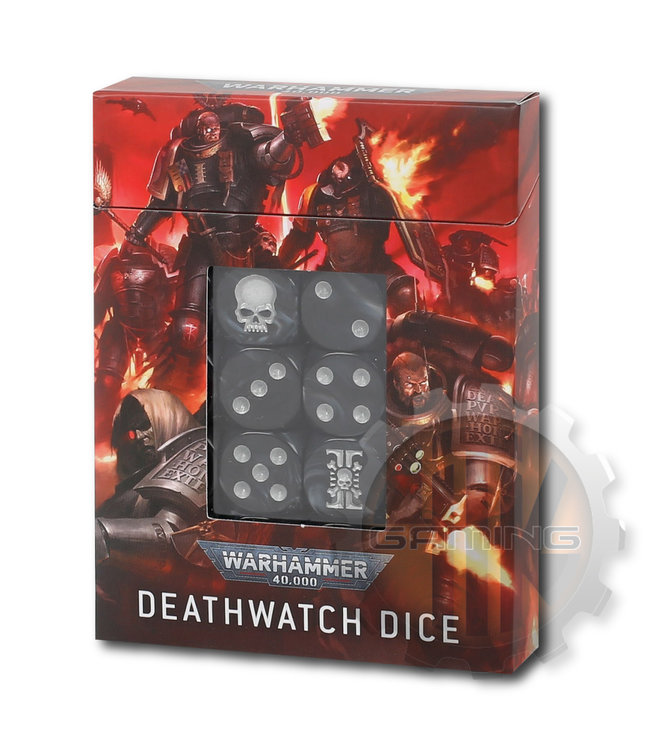 Warhammer 40000 Deathwatch Dice