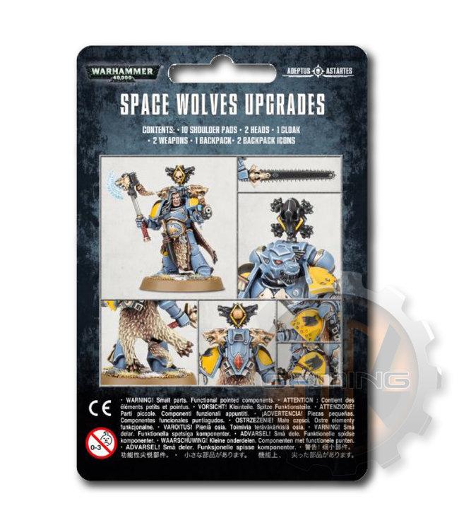 Games Workshop Space Wolves Upgrades