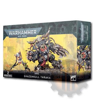 Warhammer 40000 Orks: Ghazghkull Thraka