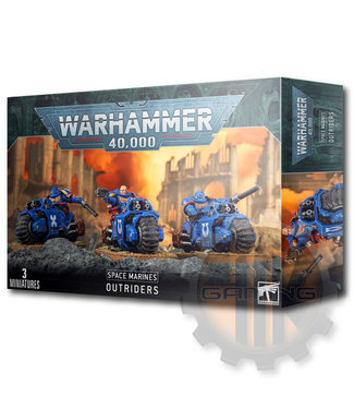 Warhammer 40000 Space Marines Outriders