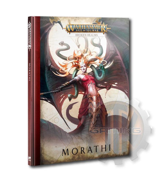 Age Of Sigmar Broken Realms: Morathi (Hb)