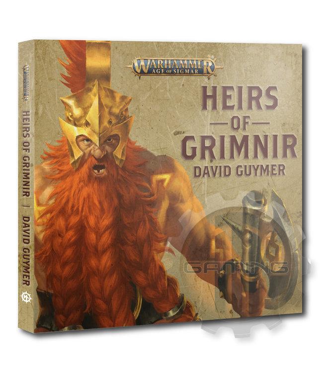 Black Library Heirs Of Grimnir (Audiobook)