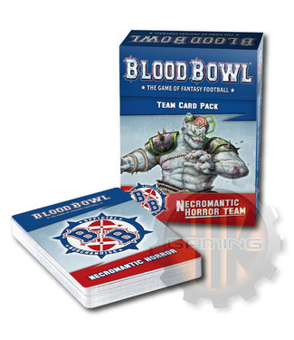 Blood Bowl Blood Bowl Necromantic Team Cards