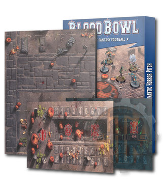 Blood Bowl Blood Bowl Necromantic Team Pitch