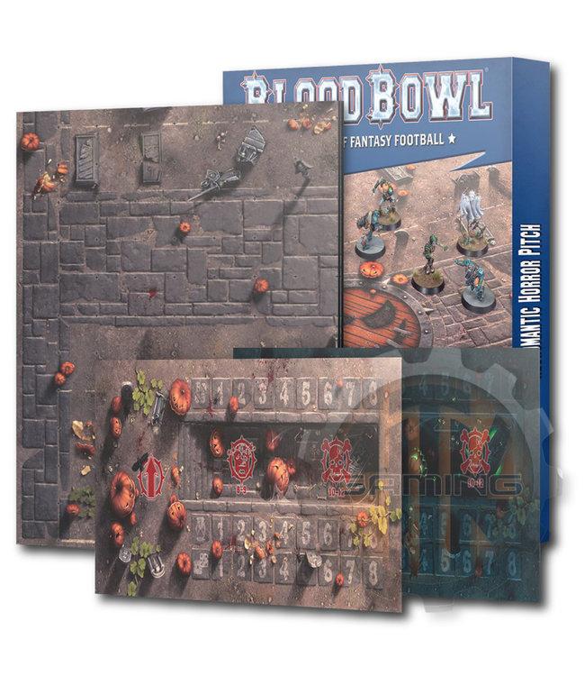 Blood Bowl Blood Bowl Necromantic Team Pitch