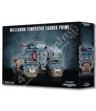 Games Workshop #MILITARUM TEMPESTUS TAUROX PRIME