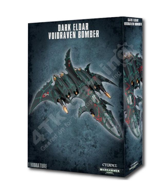 Games Workshop #DARK ELDAR VOIDRAVEN BOMBER