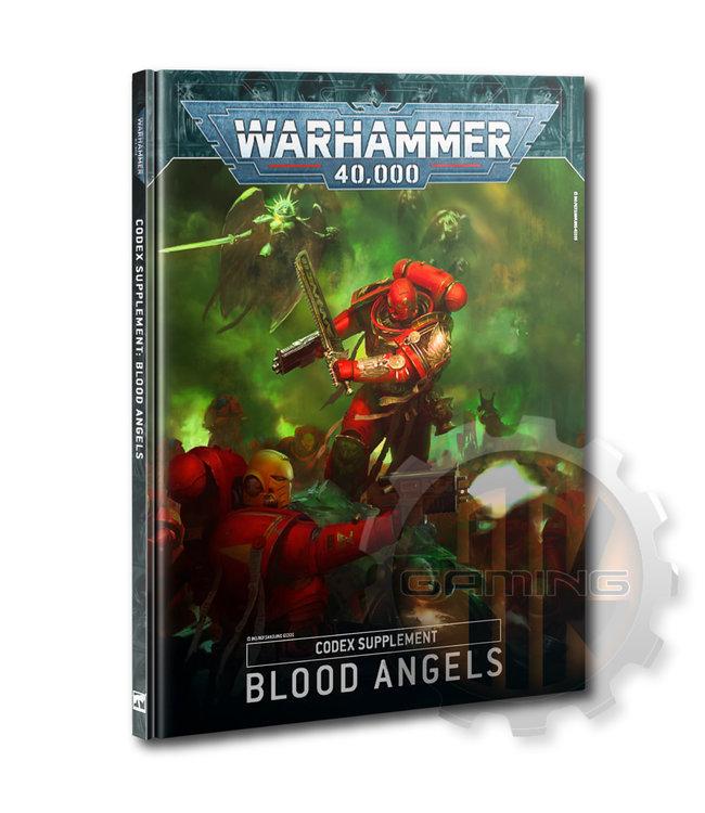 Warhammer 40000 Codex: Blood Angels (Hb)