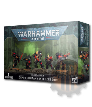 Warhammer 40000 Blood Angels: Death Company Intercessors