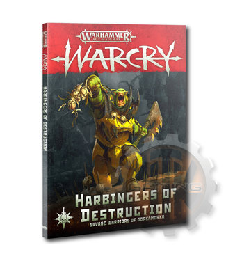 Warcry Warcry: Harbingers Of Destruction