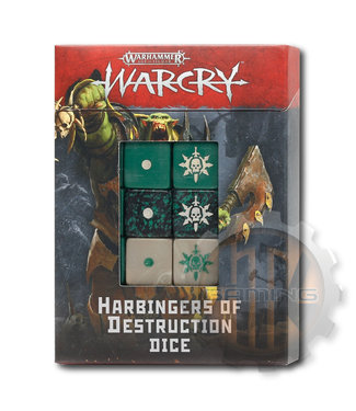 Warcry Warcry: Harbingers Of Destruction Dice