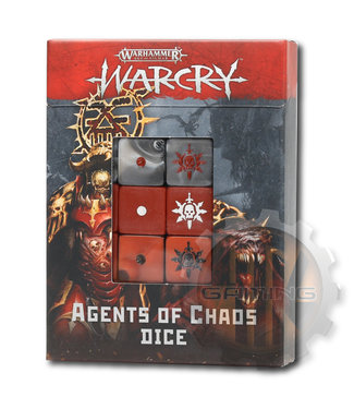 Warcry Warcry: Agents Of Chaos Dice