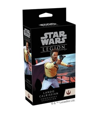 Star Wars Legion Lando Calrissian Commander Expansion