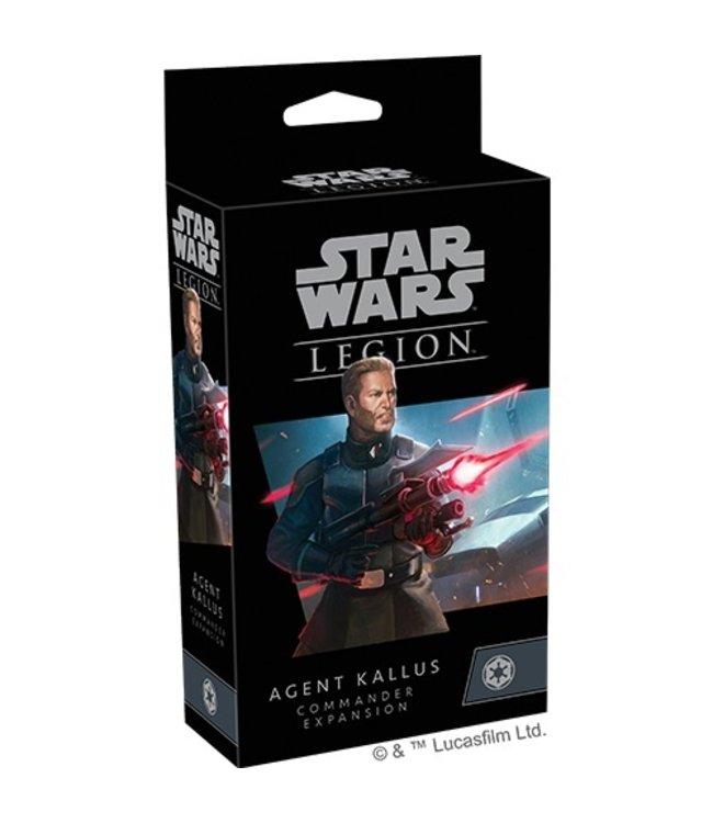 Star Wars Legion Agent Kallus Commander Expansion